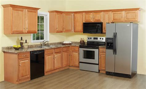 oak kitchen cabinets wholesale ready to assemble