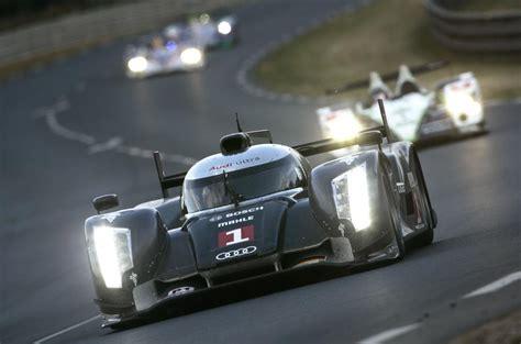 Audi Le Mans Wins by Audi Wins Thrilling Le Mans Pics Autocar