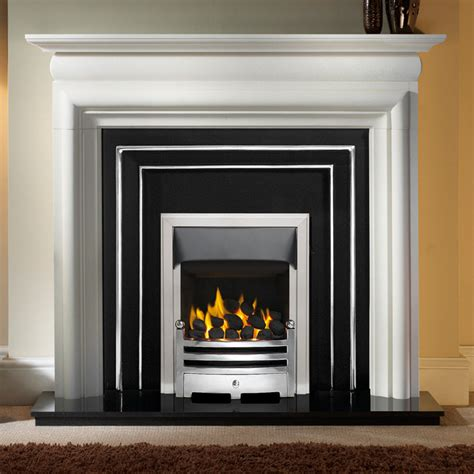 hamilton fireplace gallery asquith 55 quot fireplace with hamilton cast iron fascia fireplaces are us