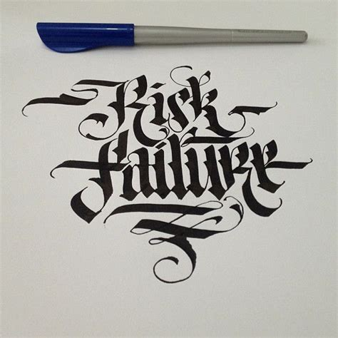 typography pens реклама pilot parallel pen calligraphy lover