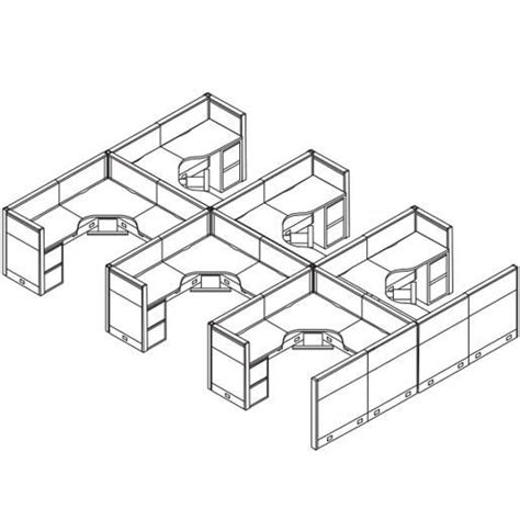 Cubicles Layout And Nevada On Pinterest Cubicle Seating Chart Template