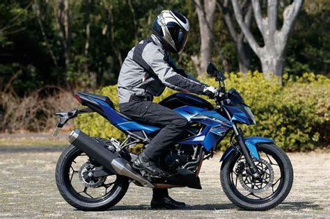 Kawasaki Z 250 Th 2016 review of kawasaki z250sl 2016 years webike thailand