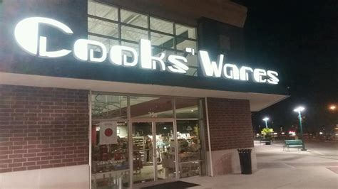 specialty shoe stores near me cooks wares specialty cooking shop to shut