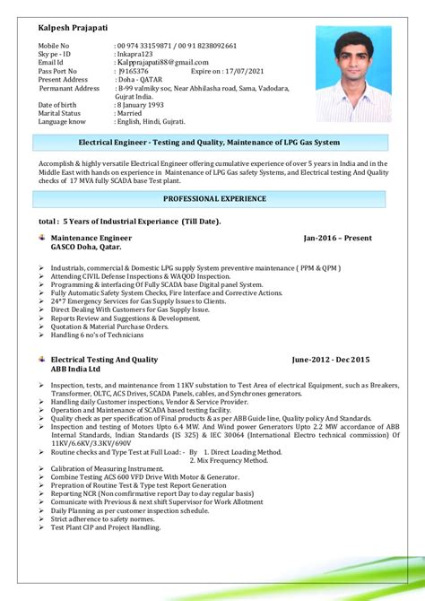 Optical Design Engineer Cover Letter by Optical Test Engineer Cover Letter Sle Resume For Food Server Day Care Manager Sle Resume