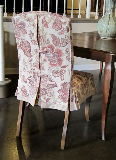 Chair Back Covers For Dining Chairs The 25 Best Dining Chair Slipcovers Ideas On Pinterest Reupholster Dining Chair Diy