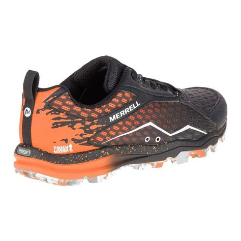 merrell barefoot orange hiking trail running shoes merrell trail glove 3 trail running shoes merrell all out