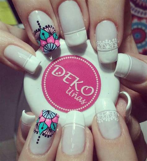 imagenes de uñas acrilicas bien bonitas decoradas con pedreria u 241 as decoradas con acr 237 lico diario femenino