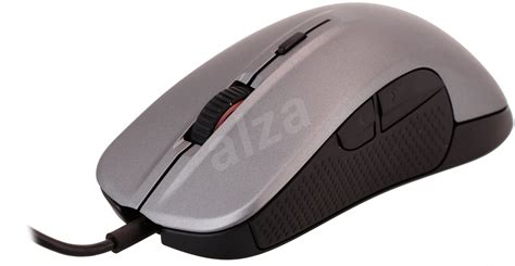 steelseries rival 300 silver gaming mouse alzashop
