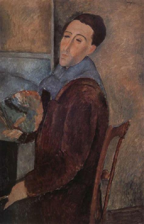 amedeo modigliani reclining nude vincent van gogh museum self portrait amedeo modigliani