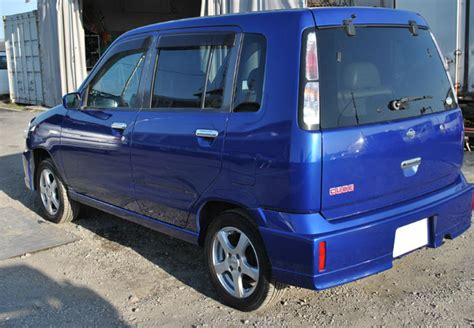 2001 nissan cube used nissan cube hatchbacks 2001 model in blue used cars