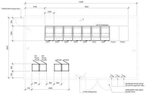 Voltage Floor Plans medium voltage switchgear room design guide