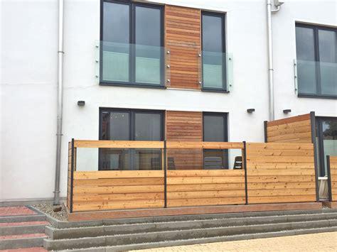 terrasse nordseite ferienwohnung ostseequartier no 2 ostsee kieler bucht