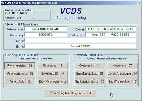 carport diagnose anleitung vcds diagnosesystem microcan vcds microcan