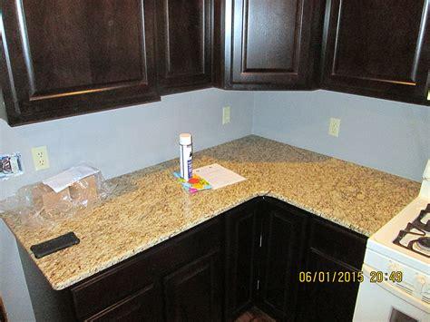 Radius Countertop Edge by Granite Kitchen Countertop W 3 8 Top Bottom Radius Edge