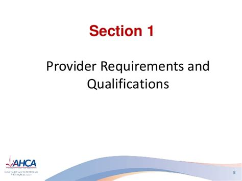 section 8 requirements florida smmc long term care provider webinar medicaid provider