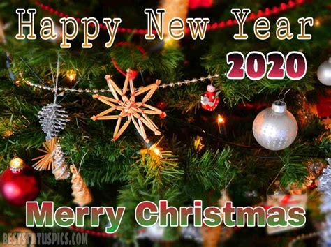 merry christmas happy  year  facebook cover
