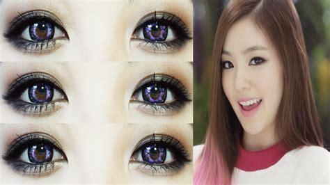 Tutorial Makeup Red Velvet   red velvet 레드벨벳 행복 happiness irene makeup tutorial
