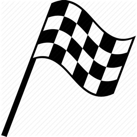 Auto Logo 2 Vlaggen by Racing Flag Vector Png Clipart Best