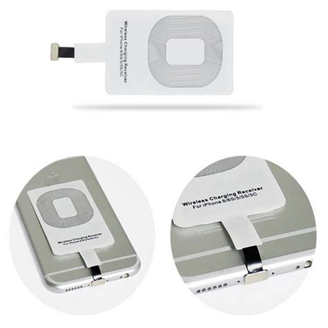 qi wireless charging receiver card charger module mat