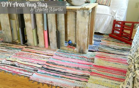 How To Make A Area Rug diy area rug tutorial
