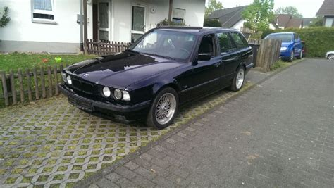 Auto Tuning Bmw 520i by E34 520i Touring 5er Bmw E34 Quot Touring Quot Tuning
