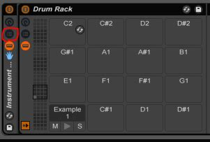 Launchpad Drum Rack by Launchpad Beginners Creating More Than A Drum Rack