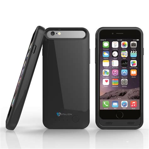 stalion 174 stamina 4000mah extended rechargeable battery for iphone 6s plus ebay