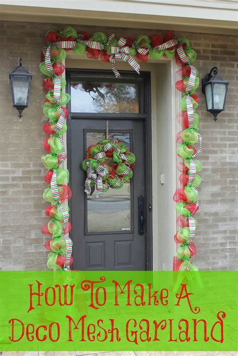 when can you put decorations up 25 best ideas about deco mesh garland on mesh