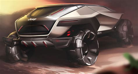 jeep concept cars carscoops jeep concepts