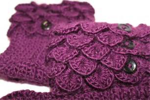 Items similar to crochet crocodile adult slipper boots in purple