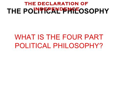 what are the four sections of the declaration of independence what are the four sections of the declaration of