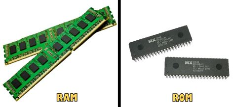 difference between ram and drive ram vs rom what are the differences between rom and ram