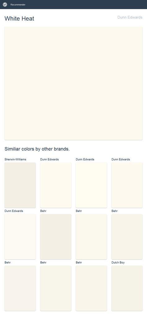 white heat dunn edwards click  image   similiar