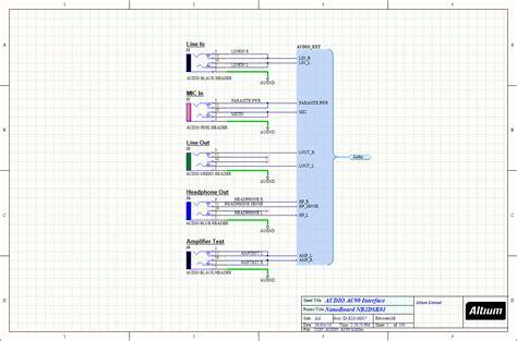 more about schematics documentation for altium