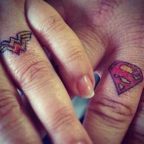 batman ring tattoo 27 tatuaggi di fedi nuziali sposiamoci risparmiando blog