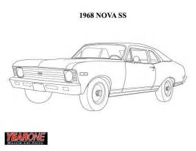 1967 chevy colouring pages within chevy coloring