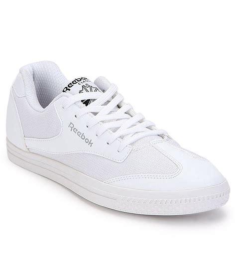 sneaker for reebok white sneaker shoes buy reebok white sneaker