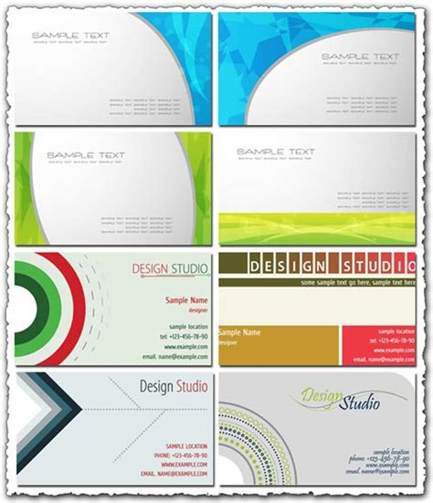 corporate business cards templates 名刺 business cards