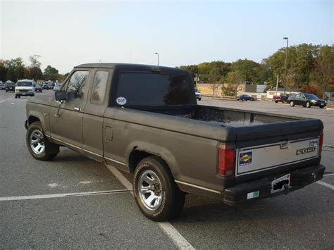 1986 Ford Ranger by Dman3583 1986 Ford Ranger Regular Cab Specs Photos