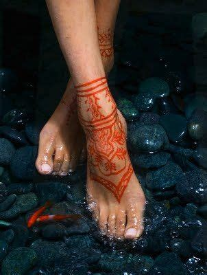henna tattoo red best 25 henna ideas on