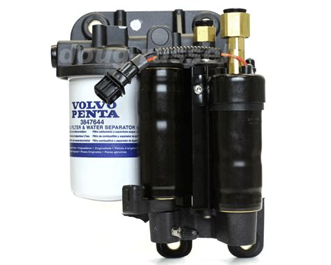 oem volvo penta electric fuel pump assembly      marine ebay