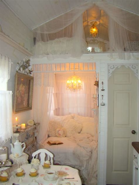 shabby chic tiny house it looks like a boring 192 square foot house but when i