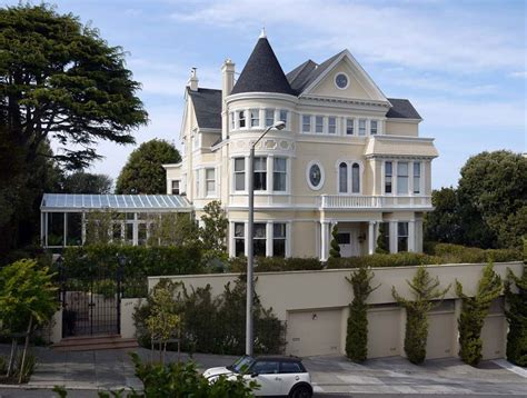 sans francisco castle historic pacific heights mansion on sale for 30 million