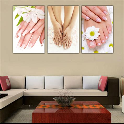 spa wall decor buy wholesale nail salon pictures from china nail