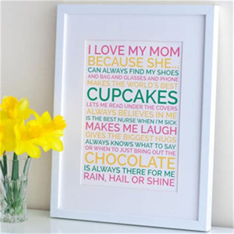 Sweet Gifts To Make For Mothers Day by 18 Mothers Day Poems For Sending To Your