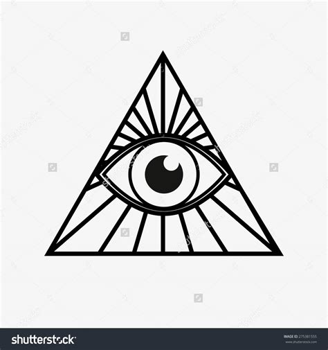 triangle eye tattoo 27 triangle eye designs