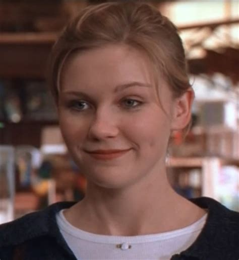 Kirsten Dunst Has Small by Which Character That Kirsten Has Portrayed Do You Like