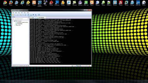setup ubuntu server ssh ubuntu server 14 04 setup part 5 install openssh youtube