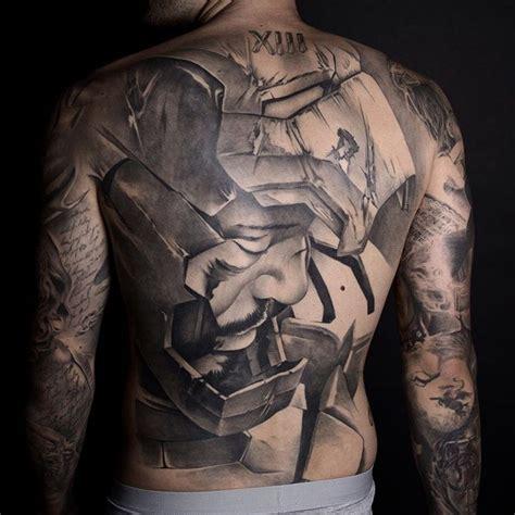 full back ironman tattoo best tattoo ideas gallery