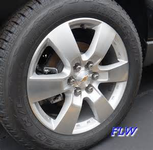 2009 chevy traverse oem factory wheels and rims